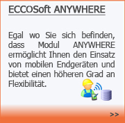 ECCOSoft ANYWHERE